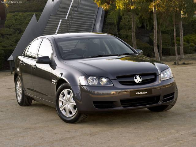 2008 HOLDEN COMMODORE OMEGA featured image